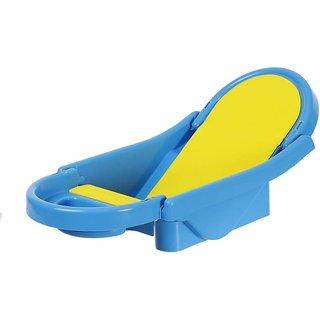 SHRIBOSSJI HONEYBEE PLASTIC BATH TUB FOR KIDS/CHILDREN WITH BEST EVER QUALITY (MULTICOLOR)