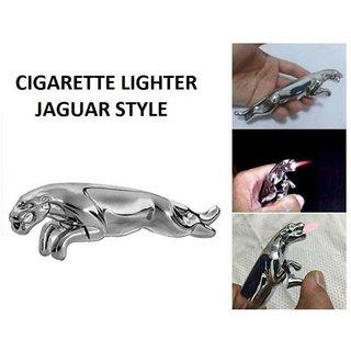 Dynamic Mart  jaguar Car Cigarette Lighter Silver