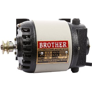 Brother Sewing Machine Motor With Exclator