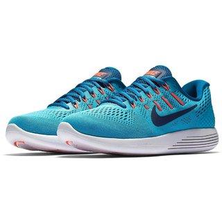 5a983c9922b3b Buy Nike Lunarglide 8 Blue Men S Running Shoes Online - Get 28% Off