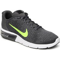 ded179eb813 Nike Air Max Sequent 2 Black Running Shoes for women - Get stylish ...