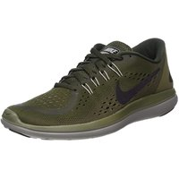 c1fa587a84ef1 Nike Flex 2017 Rn Grey Running Shoes for Men online in India at Best ...