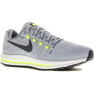 e91f425466f9a Buy Nike Air Zoom Vomero 12 Grey Men S Running Shoes Online ...