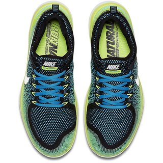 5abd35e1663fc Nike Free Rn Distance 2 Green Men'S Running Shoes