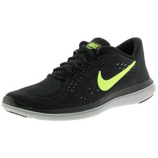 69433a0d349 Buy Nike Flex 2017 Rn Black Men S Running Shoes Online - Get 27% Off