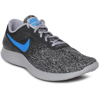 Nike Flex Contact Black MenS Running Shoes