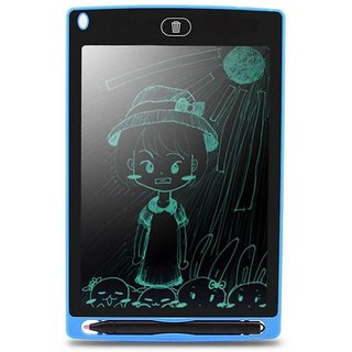 Style Maniac Portable RuffPad E-Writer 8.5 LCD Writing Pad Paperless Memo Digital Notepad Stylus Drawing Tablet.
