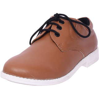 IRNADO Tan casual shoes