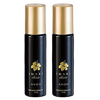 Avon Imari Elixir Body Spray Combo - 120 ml each