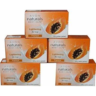 Avon Naturals Body Care Lightening Bar Soap