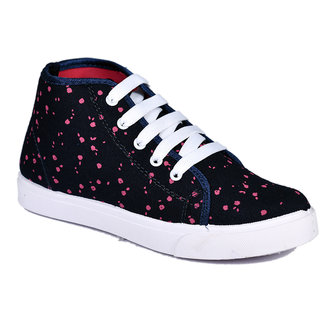 Canvas Sneakers Shoe For Girls