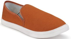 Clymb Topper Tan Casual Colored Loafer For Men's In Var