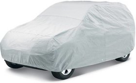 ACS  Car body cover Water Resitance for Eon - Colour Silver