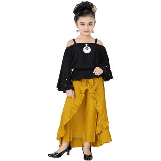 Meia for girls Partywear Two Piece Dress