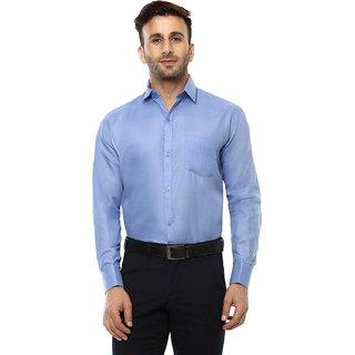 Hang Up Men's Blue Formal Shirts