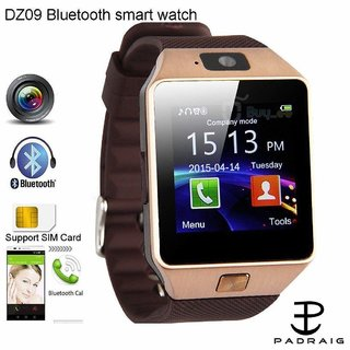 Android Smartwatch with sim and memory card support