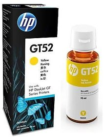 HP GT Single Color Ink(Yellow)