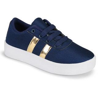 Birde Blue Sneakers For Womens