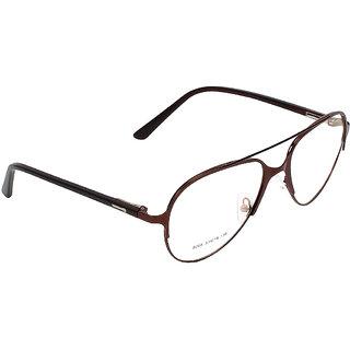 c91500aa69 Buy Zyaden Aviator Unisex Eyewear Frame- Frame-564 Online - Get 66% Off