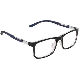 d115a7861b Buy Zyaden Rectangular Unisex Eyewear Frame - FRAME-579 Online - Get 66% Off