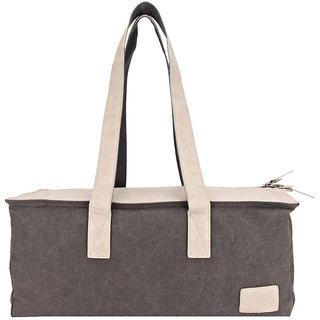 Tuviro Sumatra Duffle Bag - Dark Gray