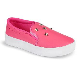 547fd78cb95 Buy Birde Pink Casual SlipOn Shoes For Women Online - Get 30% Off