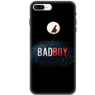 SLR Designer back cover for   Iphone 8 Plus (Logocut)