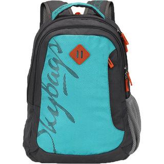 Buy Skybags Footloose Leo 01 Blue Backpack Online - Get 0% Off b09f56d2f6