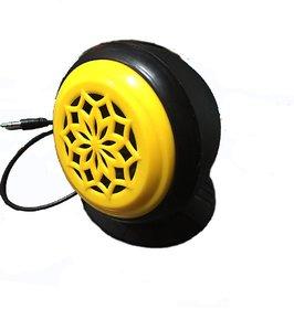 Multimedia Speaker Computer Speaker / Laptop Speaker / Mobile Speaker with 3.5 mm Jack(Multi-Color)