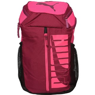 Buy Puma Multicolor Polyester Casual Backpacks Online - Get 0% Off efbe22bb1d2b7