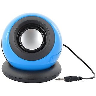 Multimedia Speaker Computer Speaker / Laptop Speaker / Mobile Speaker with 3.5 mm Jack(Multi-Color)