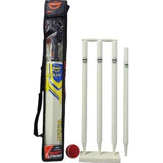 Wasan Cricket Set 5 Cricket Kit (10-16 years)