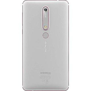 Nokia 6.1  Iron, White, 32  GB   3  GB RAM  Smartphones