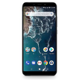 REDMI A2 (Black , 4GB RAM, 64 GB)