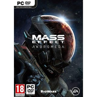 Mass Effect Andromeda PC Game Offline Only