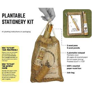 Plantable Stationary Kit