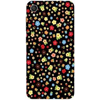 Back Cover for Asus Zenfone Lite L1 (Multicolor,Flexible Case)
