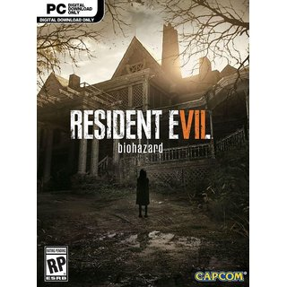 Resident Evil 7 Biohazard PC Game Offline Only
