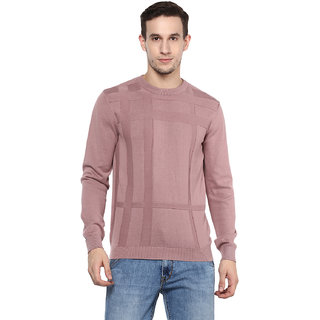 Red Chief Brown Casual Sweater For Men (8410152 029)