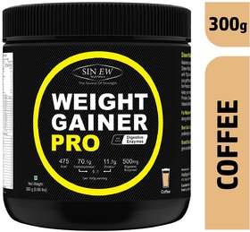 Sinew Nutrition Weight Gainer Pro With Digestive Enzyme - 142641078