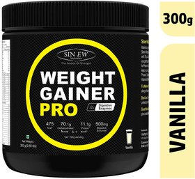 Sinew Nutrition Weight Gainer Pro With Digestive Enzyme - 142641082