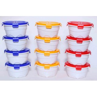 Philco Unique Air Tight Containers Set of 12