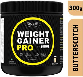 Sinew Nutrition Weight Gainer Pro With Digestive Enzyme - 142644534