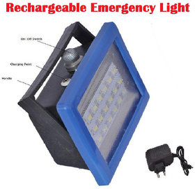 X-EON LED Rechargeable Emergency Light 18 SMD with Handle long lasting - model 786  - Colour Assorated