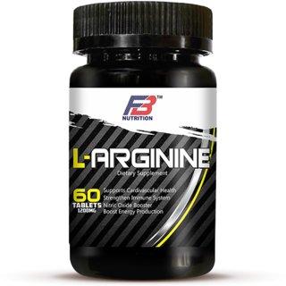 FB L-arginine 60 tab