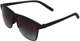 Arzonai Besties Wayfarer Black-Black UV Protection Sunglasses |Frame For Men & Women [MA-318-S3 ]