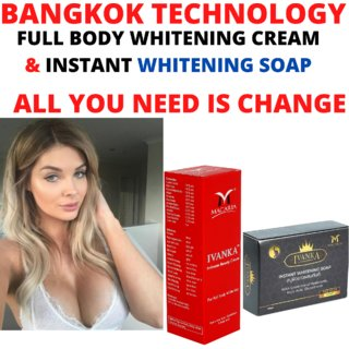 Full Body Whitening Cream