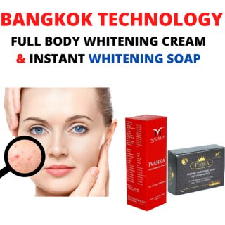 V Part Whitening Cream