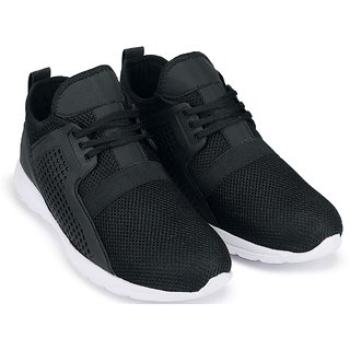 Clymb Firangi Black Trendy Walking Gym Sports For Mens In Various Sizes