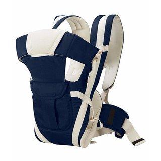 HomeStore-YEP 4 in 1 Adjustable Baby Carrier Sling Backpack 0-30 Months (Blue)